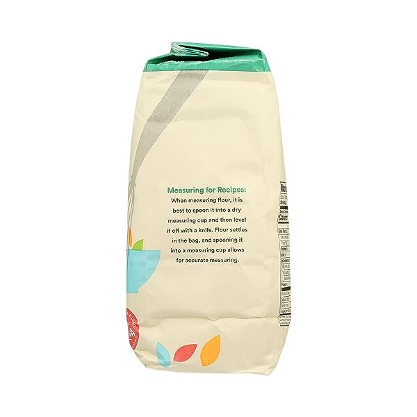 Organic Flour, All-Purpose, 5 lb 5