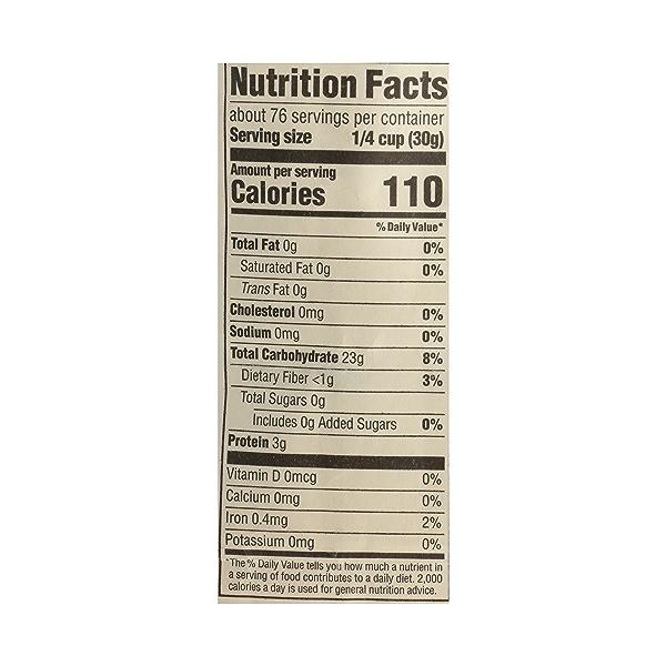 Organic Flour, All-Purpose, 5 lb 7