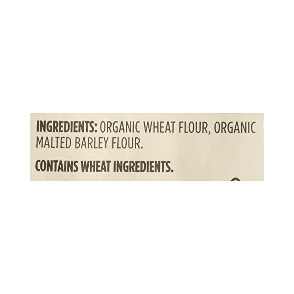 Organic Flour, All-Purpose, 5 lb 9