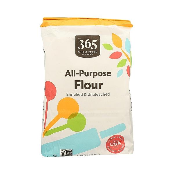 Flour, All-Purpose, 5 lb 1