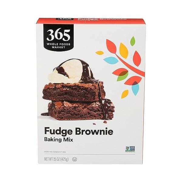 Baking Mix, Fudge Brownie, 15 oz 2