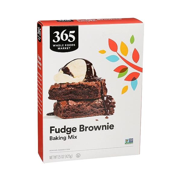 Baking Mix, Fudge Brownie, 15 oz 3