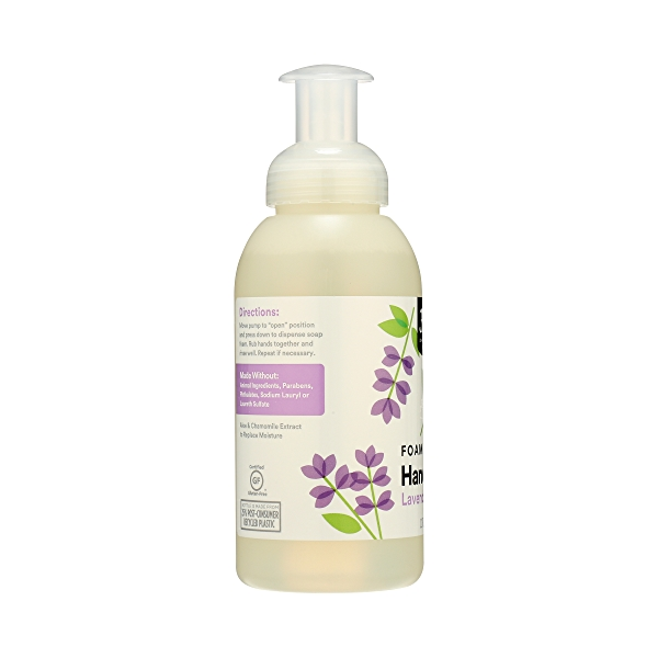 Foaming Hand Soap, Lavender, 12 fl oz 5