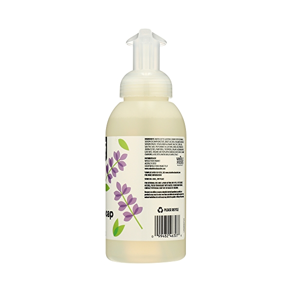 Foaming Hand Soap, Lavender, 12 fl oz 8