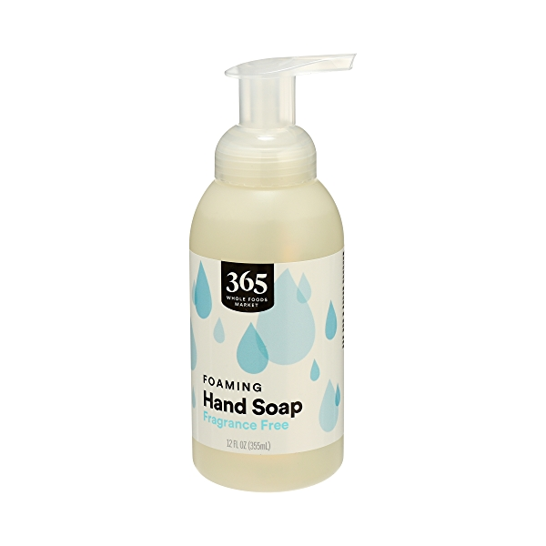 Foaming Hand Soap, Fragrance Free, 12 fl oz 4