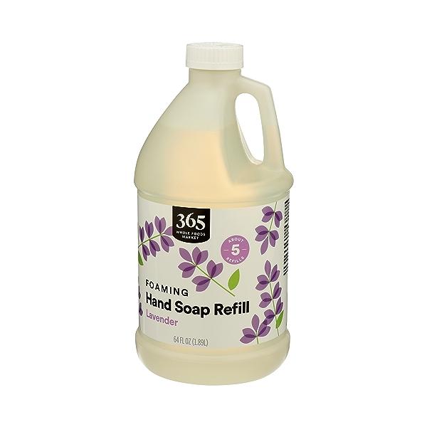 Foaming Hand Soap Refill, Lavender, 64 fl oz 4