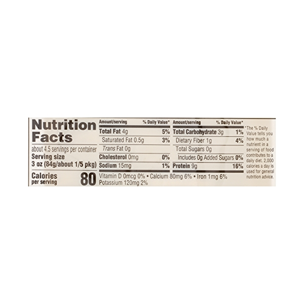 Organic Tofu, Extra Firm 3