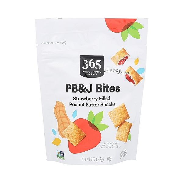 Pretzels, PB&J Bites, 5 oz 2