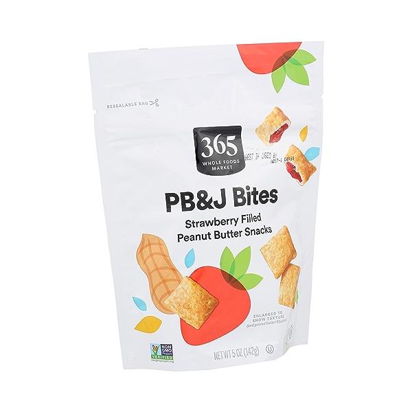 Pretzels, PB&J Bites, 5 oz 3