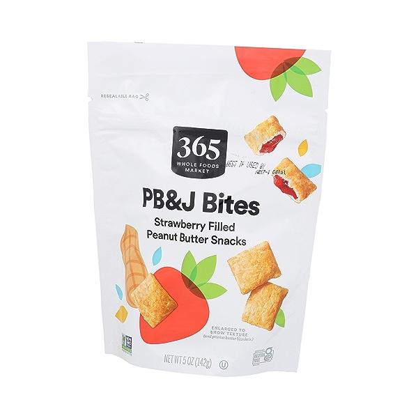 Pretzels, PB&J Bites, 5 oz 4