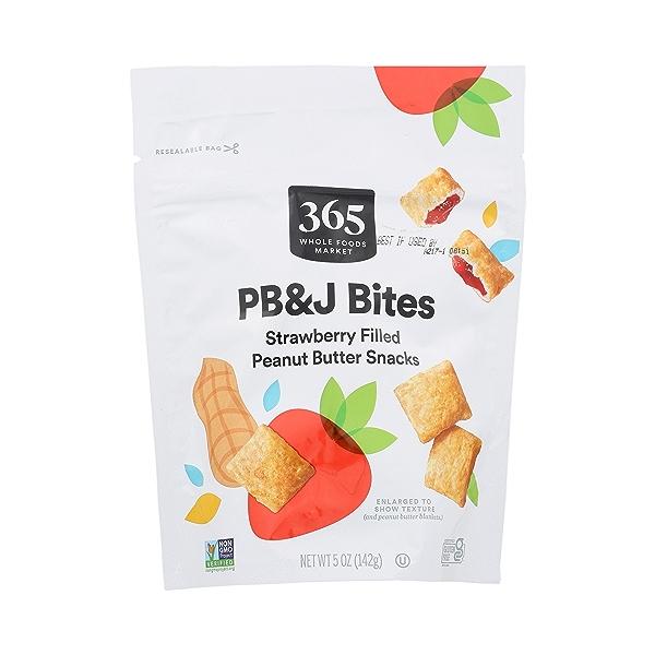 Pretzels, PB&J Bites, 5 oz 1