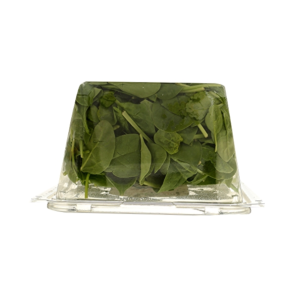 Organic Packaged Salads, Baby Spinach (Triple-Washed) 3