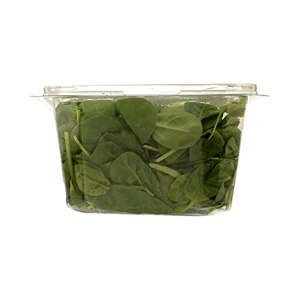 Organic Packaged Salads, Baby Spinach (Triple-Washed) 6