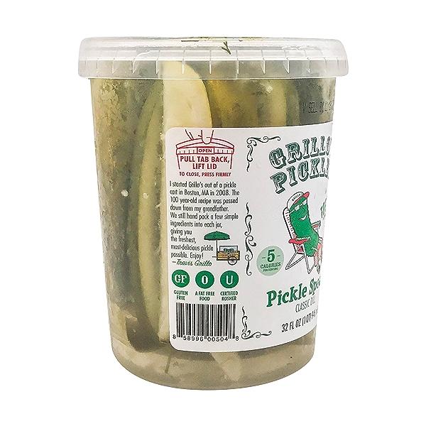 Pickles, 32 fl oz 4