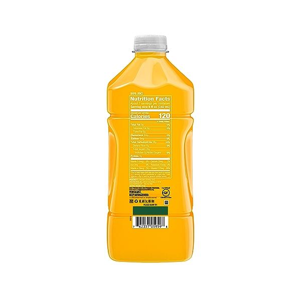 Cold Pressed Organic Pure Orange, 59 fl oz 3