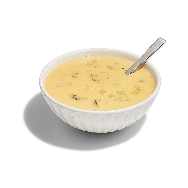 Double Cheddar Broccoli Soup, 24 oz 1