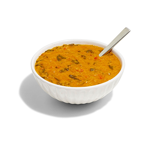 Red Lentil Dal With Spinach Soup, 24 oz 1