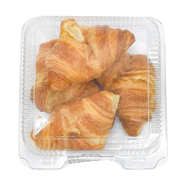 Butter Croissants 4 count, 9 oz 5