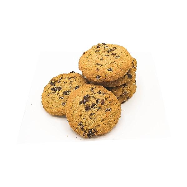 Oatmeal Raisin Cookie 6ct 1