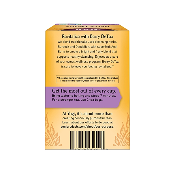 Berry DeTox, 1.12 oz 2