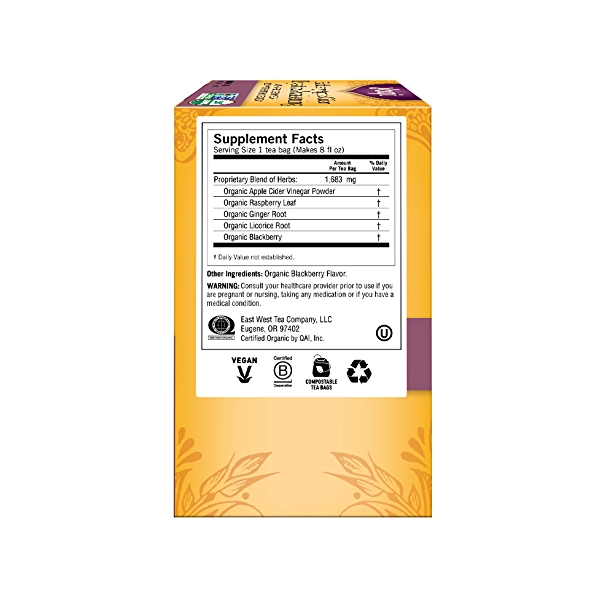 Blackberry Apple Cider Digestive, 1.02 oz 4