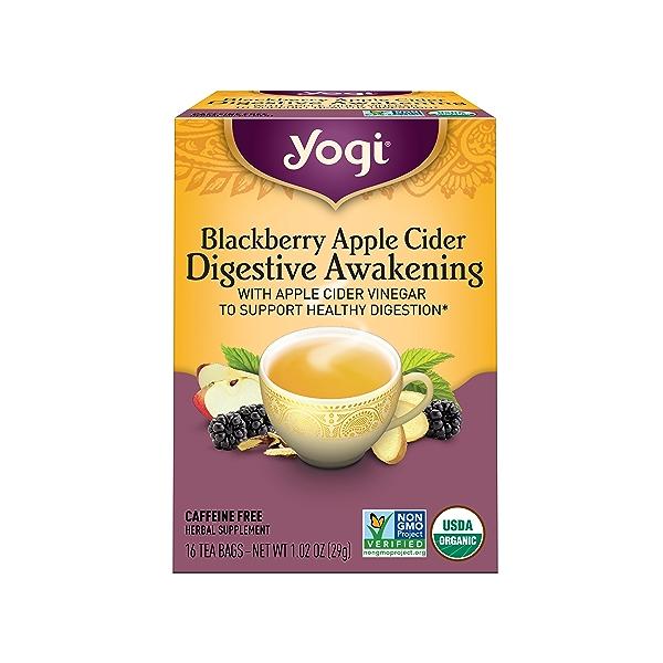 Blackberry Apple Cider Digestive, 1.02 oz 1