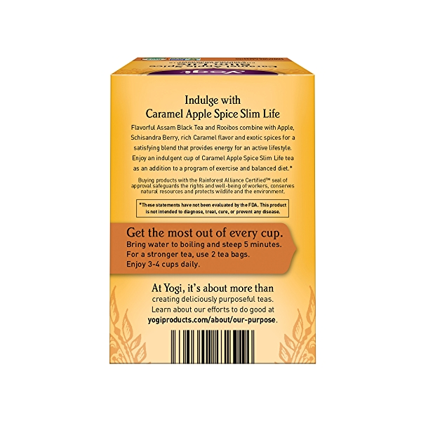 Caramel Apple Slim Life, 1.12 oz 2