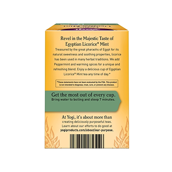 Egyptian Licorice Mint, 1.12 oz 2