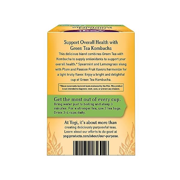 Green Tea Kombucha, 1.12 oz 2