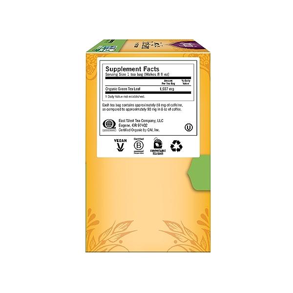 Green Tea Pure Green, 1.09 oz 4