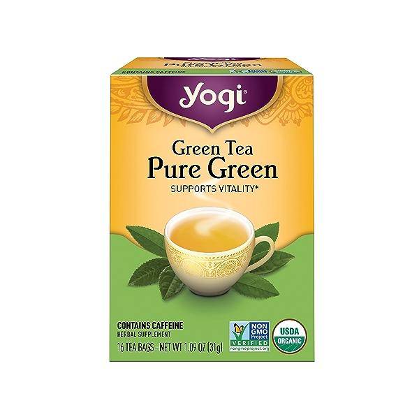 Green Tea Pure Green, 1.09 oz 1