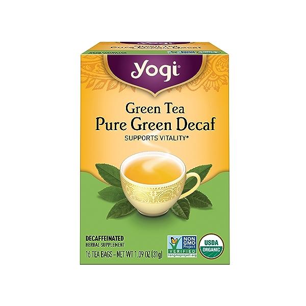 Green Tea Pure Green Decaf, 1.09 oz 1