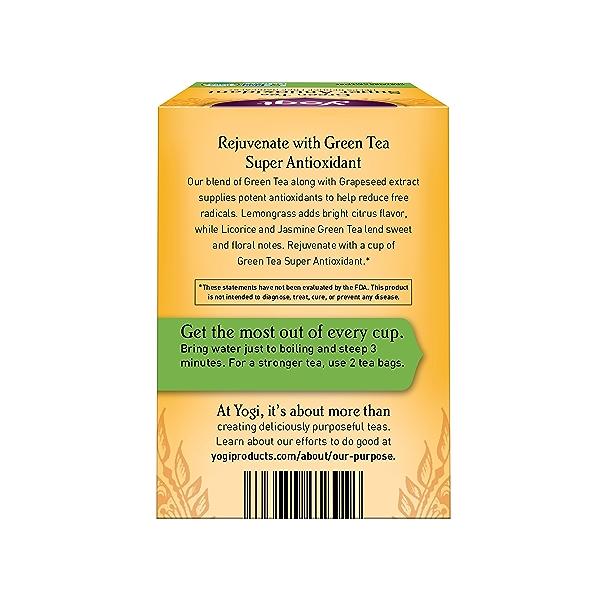Green Tea Super Antioxidant, 1.12 oz 2