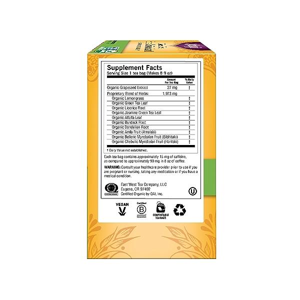 Green Tea Super Antioxidant, 1.12 oz 4