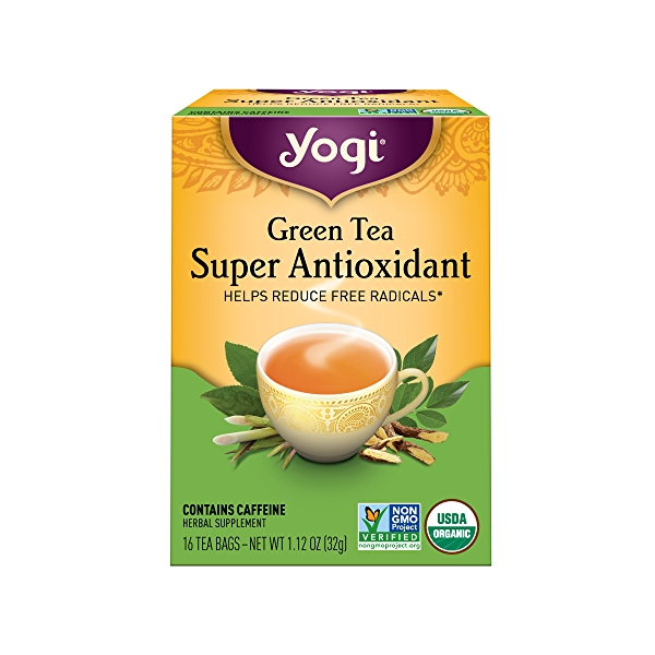 Green Tea Super Antioxidant, 1.12 oz 1