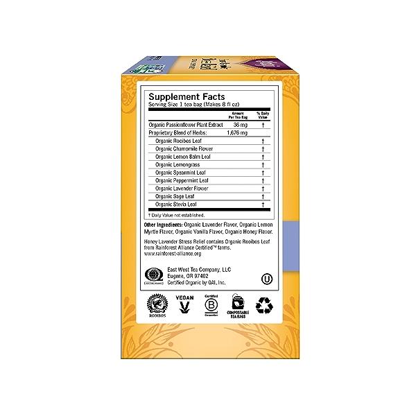 Honey Lavender Stress Relief, 1.02 oz 4