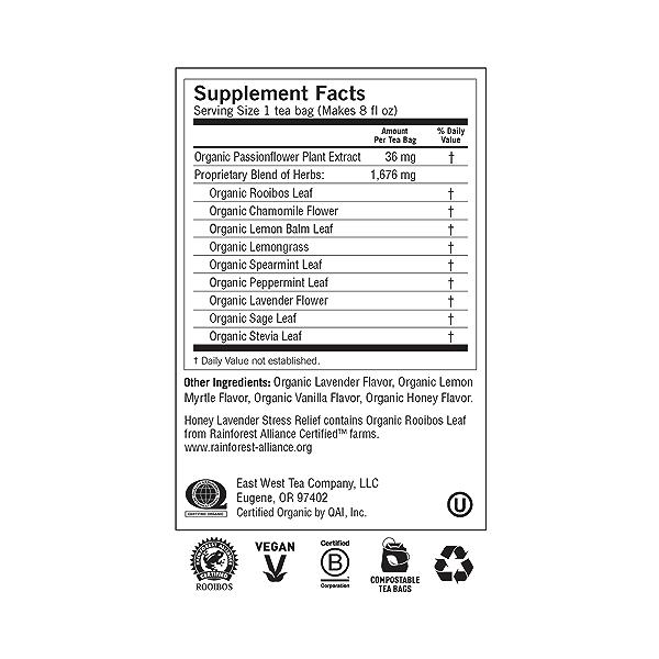 Honey Lavender Stress Relief, 1.02 oz 5