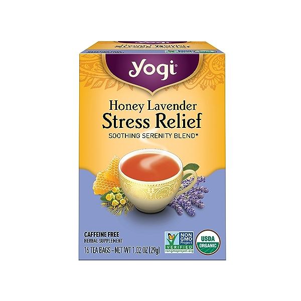 Honey Lavender Stress Relief, 1.02 oz 1