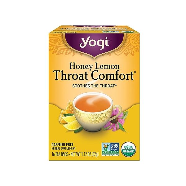 Honey Lemon Throat Comfort, 1.12 oz 1