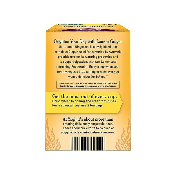 Lemon Ginger, 1.27 oz 2