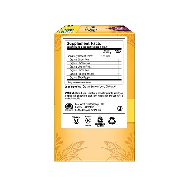 Lemon Ginger, 1.27 oz 4