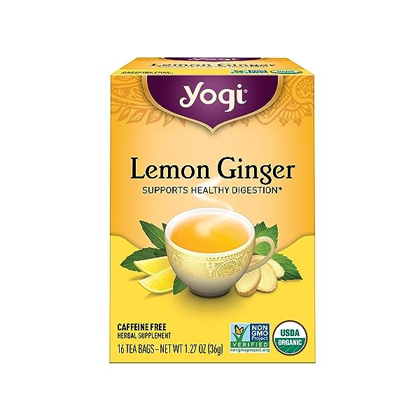 Lemon Ginger, 1.27 oz 1