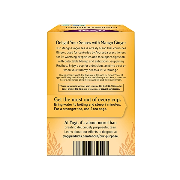 Mango Ginger, 1.12 oz 2