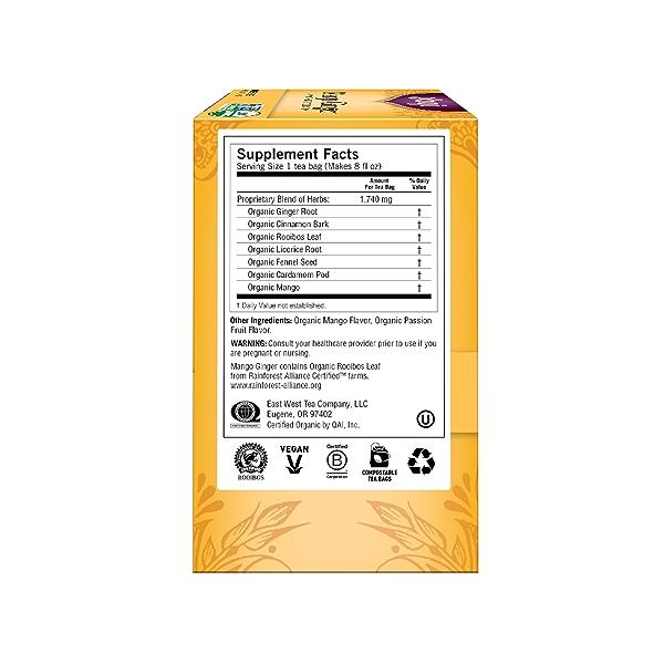 Mango Ginger, 1.12 oz 4