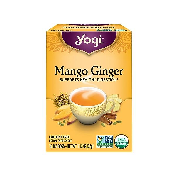 Mango Ginger, 1.12 oz 1