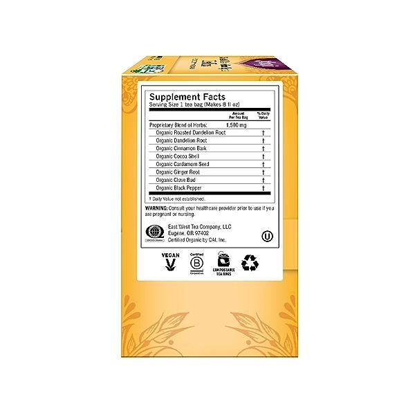 Roasted Dandelion Spice DeTox, 0.85 oz 4