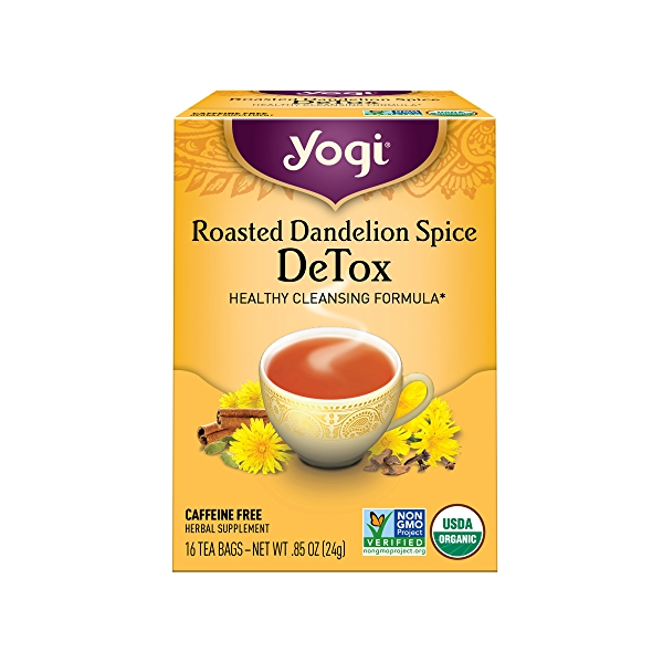 Roasted Dandelion Spice DeTox, 0.85 oz 1