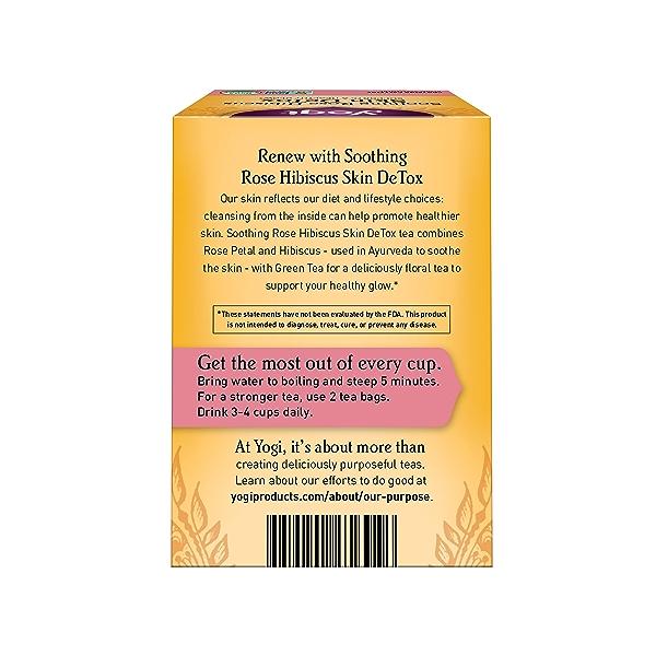 Soothing Rose Hibiscus Skin DeTox, 1.12 oz 2