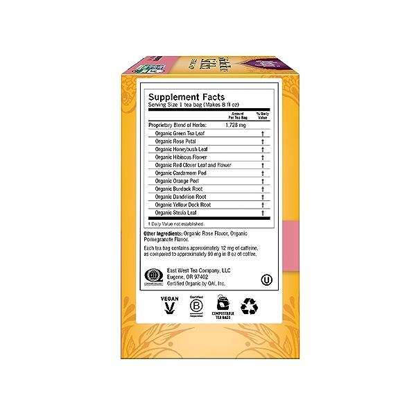 Soothing Rose Hibiscus Skin DeTox, 1.12 oz 4