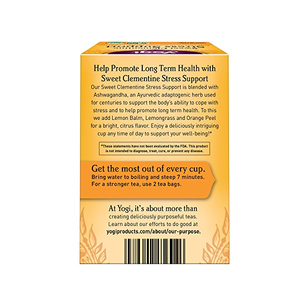 Sweet Clementine Stress Relief, 1.12 oz 2